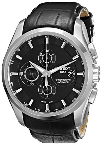 tissot herren armbanduhr couturier chronograph automatik t0356271605100. Black Bedroom Furniture Sets. Home Design Ideas