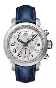 Tissot Uhr | Armbanduhr Tissot | Damenuhr Tissot |  blaue damenuhr | blaue lederarmbanduhr damen