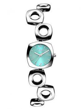 s.Oliver Uhr | Armbanduhr s.Oliver | Damenuhr s.Oliver |  armbanduhr mit türkisfarbenem Zifferblatt