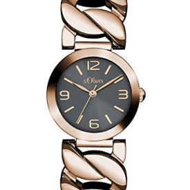 s.Oliver Uhr | Armbanduhr s.Oliver | Damenuhr s.Oliver | edelstahl roségold armbanduhr