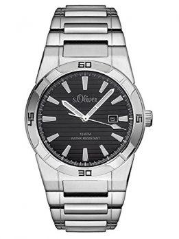 s.Oliver Uhr | Armbanduhr s.Oliver | Herrenuhr s.Oliver | edelstahl armbanduhr herren