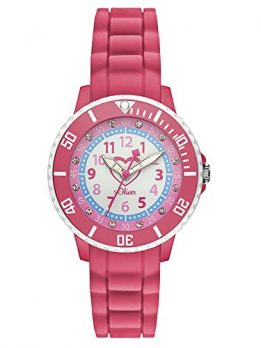 s.Oliver Uhr | Armbanduhr s.Oliver | Mädchenarmbanduhr s.Oliver |  kinderarmbanduhr | silikonarmbanduhr