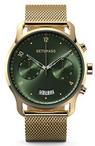 DeTomaso Armbanduhr, Uhren von DeTomaso, Armbanduhr DeTomaso