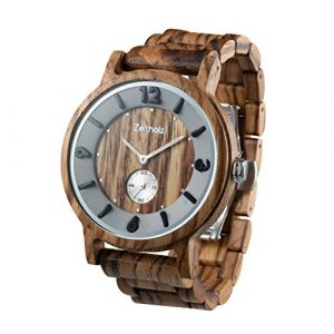 Holzuhr, Holzarmbanduhr, Armbanduhr Holz, Holz Armbanduhr