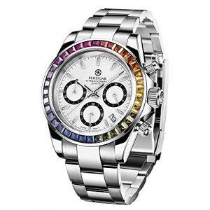 Multifunktionsuhr, Armbanduhr mit Multifunktion, Multifunktions Armbanduhr
