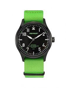 Pop-Pilot Armbanduhr, Uhren von Pop-Pilot, Armbanduhr Pop-Pilot